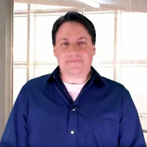 Headshot of Robert Wasiluk, Design Consultant at Ingenuity Marketing Group.
