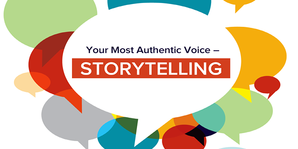 Storytelling Guide Cover Graphic