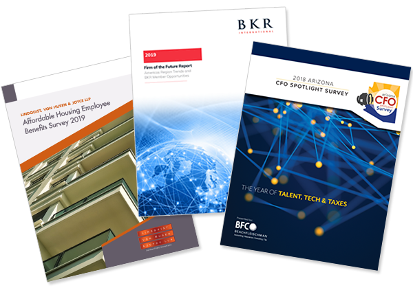 Covers of research collateral