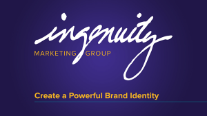 Create a Powerful Brand Identity