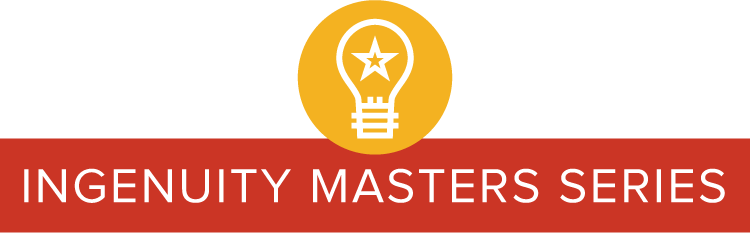 Ingenuity's Masters Series podcast icon