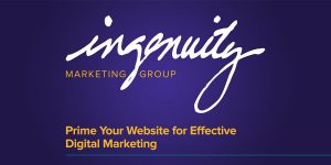 Prime Your Website for Effective Digital Marketing